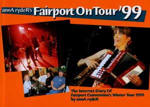 annA rydeR's Fairport on Tour