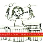annA rydeR's Early Years Music Cards