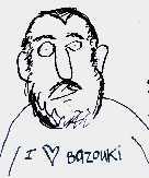 Bob Fox Bazouki