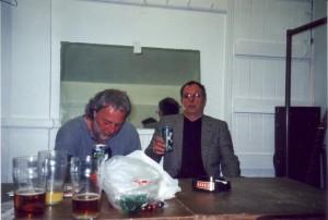 Gerry Conway + David Hughes