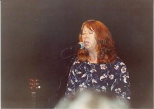 Jacqui McShee at Banbury Mill gig