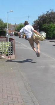 Tuba-jump