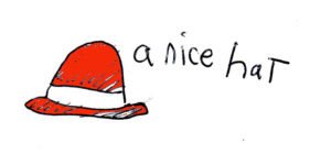 A nice hat