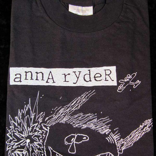 annA rydeR 1999 Vintage Black T-shirt
